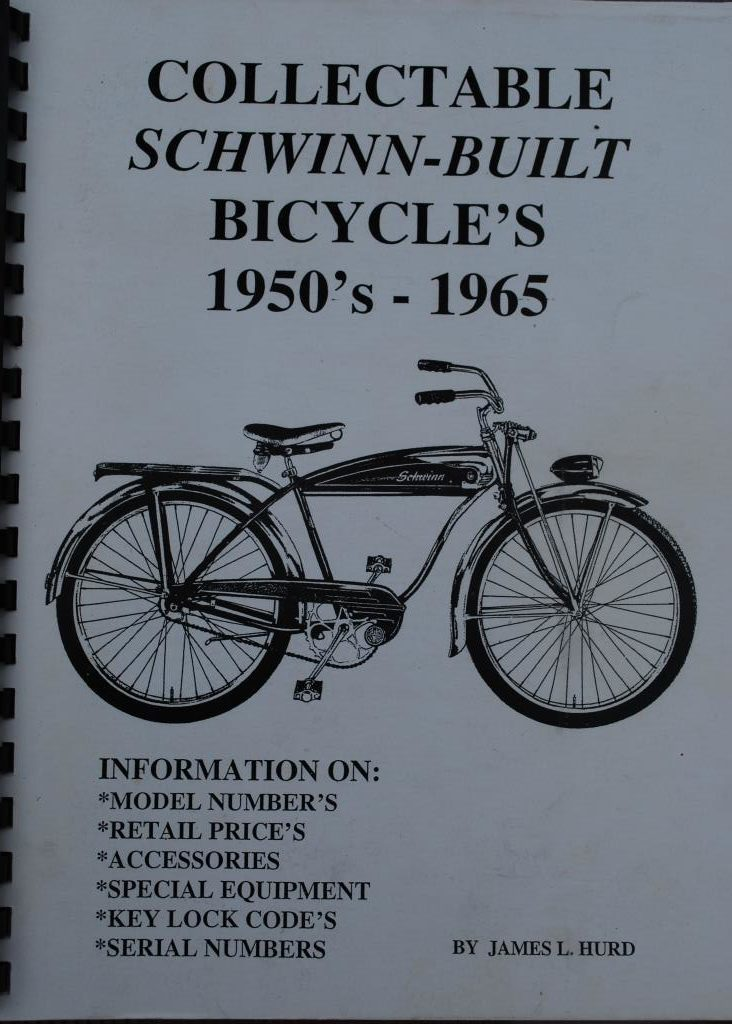 NEW BOOK antique COLSON old Bicycle Collectors REVISED EDITION prewar postwar